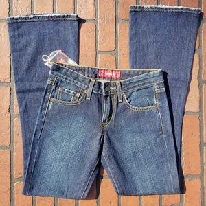 "LEVI'S 518 ""SUPER LOW Jr. Bootcut (J1- 66)"